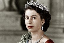 """Her Majesty's A Pretty Nice Girl..."" / by Carole Harper"