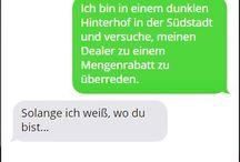 Spruch / Witz