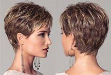 taglio di capelli corto da giovane !