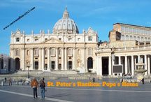 St.Peter's Basilica: Pope's Home