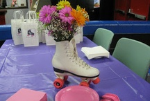 roller skate party ideas