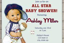 Stryker's baby shower