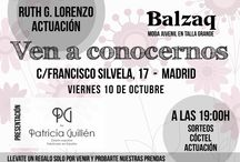 Eventos PG by Patricia Guillén
