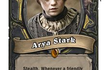 Hearthstone Game of Thrones