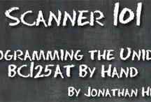 Scanner 101 / by Scanner Master