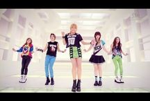 K-Pop MVs / Music videos by K-Pop artists. Also includes their Japanese releases / by Holly S.