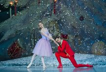THE NUTCRACKER /  P. TCHAIKOVSKY THE NUTCRACKER Ballet in two acts Libretto by Yuri Grigorovich based on the tale by E. T. A. Hoffmann, with the use of motifs from the scenario by Marius Petipa
