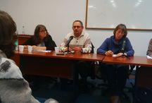 """2° Taller de la Red CYTED COM-LALICS / Taller: """"Red temática para mejorar el diálogo entre las comunidades involucradas en las políticas de CTI (COM-LALICS)"""", Montevideo, Octubre 2015"""