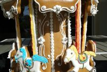 carousel Biscuits