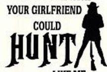 CAMO and Hunting / by Jess Haffke