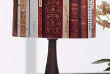 Bookish Home Decorating