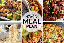 Weekly Meal plans Recipes