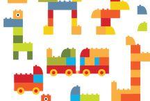 Lego duplo 5letek