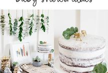 Lincoln's Texas Baby Shower Ideas