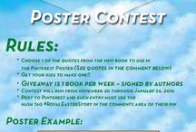 Contests and Giveaways / Giveaways and contests for the Princess Parables Series
