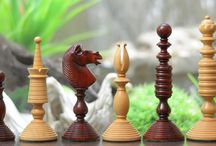 EVOLUTION OF CHESS SETS / Chess has been one of the oldest games played in the civilized world. The nobility and upper classes of the society found the other popular games at that time like wrestling, animal fighting and other form of physical activities below their dignity to indulge in and this led to chess becoming popular in upper echelons of society far and wide.
