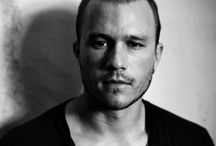 Heath Ledger / The most gorjuss man that went all to quickly!