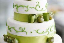 GROEN! / Is GROEN de themakleur op jullie bruiloft? Dan vind je hieronder een hele berg leuke, gezellige en nuttige tips!