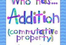 Commutative and Associative Properties / by Casey Martinez