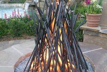 Bonfires & Fireplaces