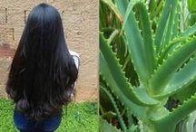 Coisas para usar no cabelo