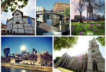 Summer in London / London attractions soaked in sun / by London Pass