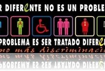 Discriminaciones / by Largenton Perrine