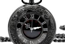時計・コンパス