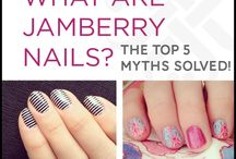 Jamberry / by Jill Stewart