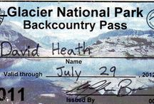 Glacier National Park!  (Montana, USA) / My favorite park. Know it like the back of my hand! 12 summers for most of the summer = Backcountry Season Pass!  youtube.com/beefcornelluga  / by David Heath