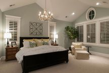 Master bedroom / by Rachel Elizabeth