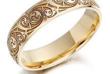 Wedding Rings / Celtic designs