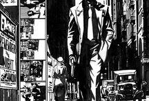 noire comics