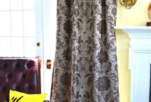 Ready-To-Hang Drapery / Bring French style to your home with these gorgeous ready-to-hang drapes.