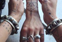 Amazigh tattoos