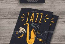 Concert Flyer Templates / Concert Flyer Simple, Gospel Concert Flyer, Benefit Concert Flyer