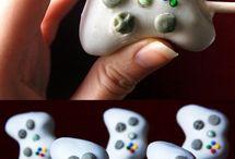 Games / video Cake Pops
