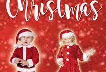 Kids Christmas Costume
