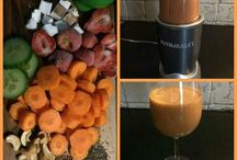 My Nutribullet recipe