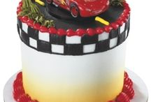 Planes, Trains, & Automobiles / Things that go vroom! These cake designs are popular for boy birthday cakes. / by DecoPac Inspirations and Cake Ideas