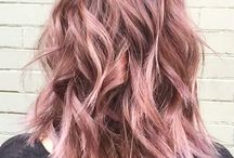 Couleur rose gold