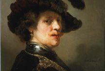 Schilderij portretten