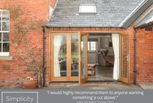 What our customers are saying about us and our bi-fold doors and windows / Find out what our customers think about our quality and service