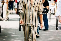 Pyjama style