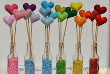 decoração LOVE / by Fabrícia Oliveira