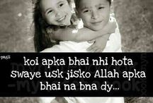 Bhan Bhai.... True Love♥
