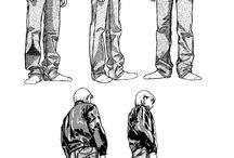 DES Poses / Gesture II