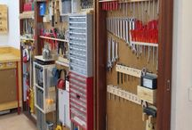 armários de ferramentas