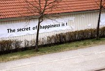 five seconds of happiness / the secret of happiness is...