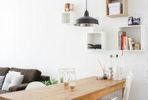 Keukentafel en stoelen